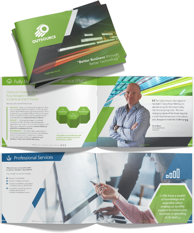Outsource Solutions brochures