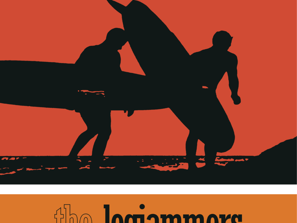 longboard ireland log jam